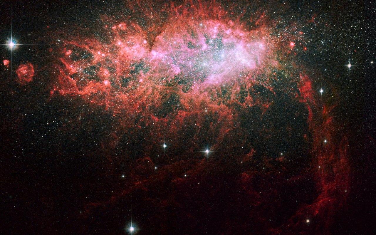 Какие бывают галактики? Что мы об этом знаем?