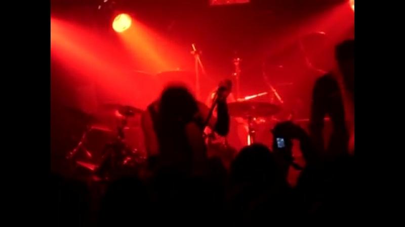 Anorexia Nervosa- live in Prague 2005