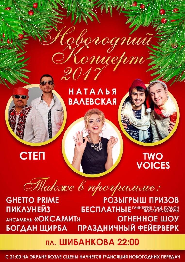 Новый год в Покровске: известные артисты, ценные подарки и праздничный фейерверк, фото-1