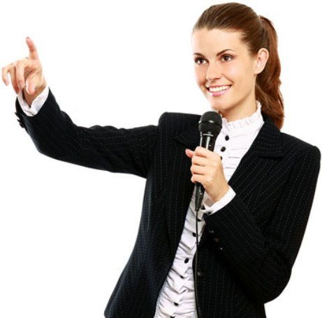 Как закончить публичное выступление