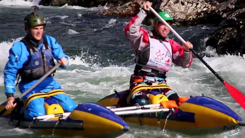 Фестиваль водных видов спорта. Казыр-2018.