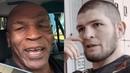 РЕАКЦИЯ МАЙКА ТАЙСОНА И БОЙЦОВ ММА НА БОЙ ХАБИБ КОНОР UFC 229