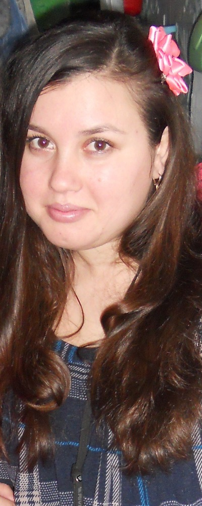 Олеся Митренга, 4 февраля 1991, Иркутск, id73522111