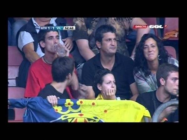 Liga 11-12 - J.6 - Athletic Club 1 Villarreal 1