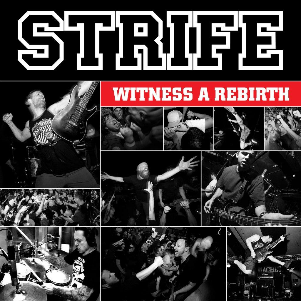 Strife - Witness A Rebirth (2012)