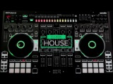 How to Create a Classic House beat on the DJ-808