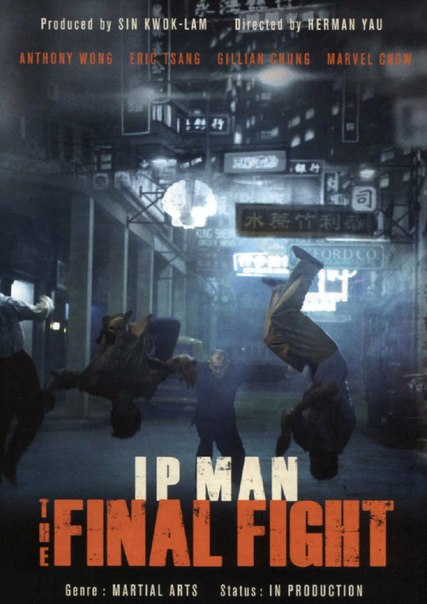 Ver Ip man: The final fight (2013) Online