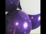 Набор с фиолетовым