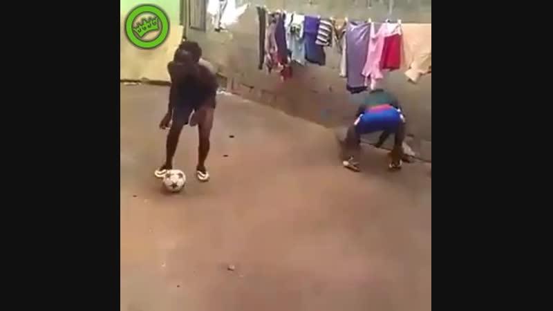 Восходящая звезда футбола