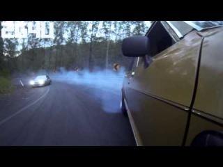Japanese Touge Drifting