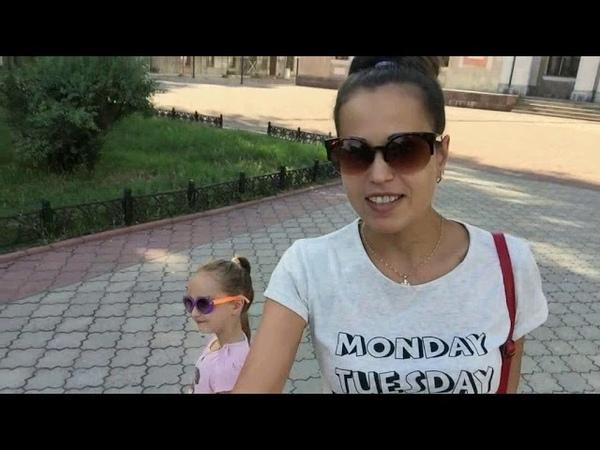 ВЛОГ! Первые дни в Тирасполе - Идём в больницу - Вечерняя прогулка на роллердром - Река Днестр