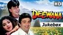 Deewana 1992 Songs HD - Shahrukh Khan, Rishi Kapoor, Divya Bharti Hits of Kumar Sanu Alka Yagnik