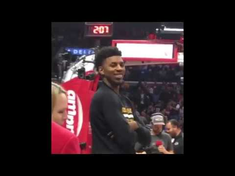 WHEN NICK YOUNG REACTS TO HIS OWN MEME