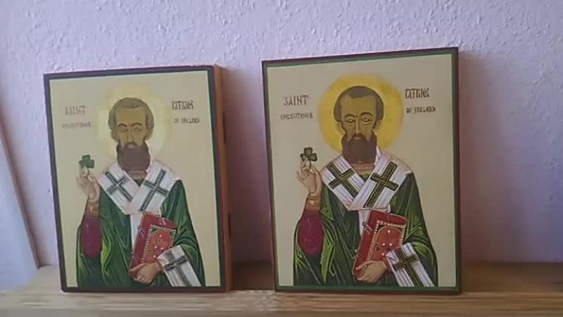 Консультация по написанию иконы у Любови Могулкиной - 26.05.2018