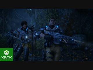 Gears of War 4 — трейлер
