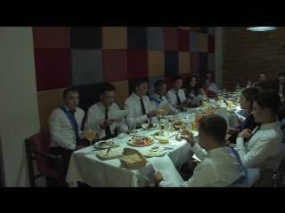 отрывок с выпускного вечера 2018 Песня - Школьные годы чудесные.mp4