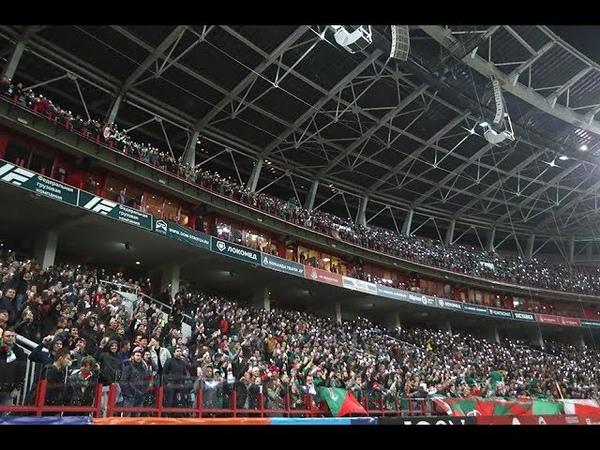 Локомотив - Ростов ЧР (19.10.18) Parovoz1k.ru
