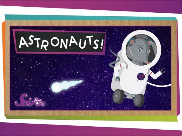 What Do Astronauts Do