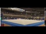 Kohei Uchimura FX - 2018 All Japan Senior Gymnastics Championships