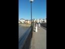 видео на мосту