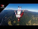 TURBOLENZA Skydiving next to stunning active volcano by Roberta Mancino