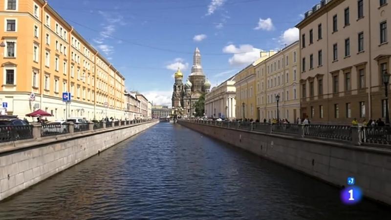 San Petersburgo, Noches Blancas - Españoles En El Mundo.