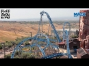 Mack Rides Mega Coaster, The Storm @ Etnaland, Italy -
