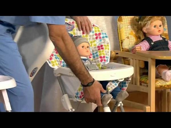 Как выбрать стульчик для ребенка Медицинские рекомендации