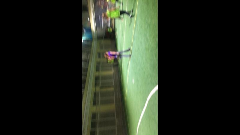 Женский мини футбол