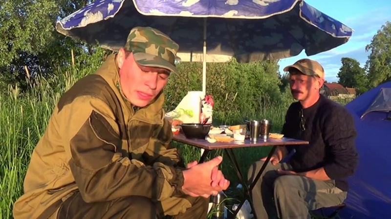 Рыболовное Путешествие 2018! Волхов, Мста, Валдай, Волга Часть первая