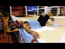 Władimir Kliczko: Trening mięśni karku