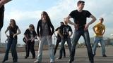Mylene farmer Moscow Flashmob - Final rehearsal