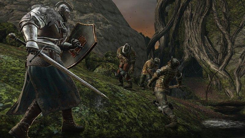 Dark Souls II (2014) PC | Repack от R.G. Механики - Скриншот 3