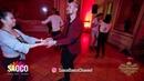 Joerg Umpfenbach and Natasha Mao Salsa Dancing at Vienna Salsa Congress 2018, Saturday 08.12.2018