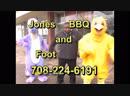 Jones bbq foot massage