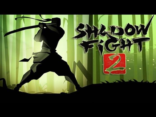 Shadow Fight 2 ПО ДОРОГЕ К СЕГУНУ И ТИТАНАМ ВСТРЕТИЛИ СТЕРВЯТНИКА 5 iOS Gameplay