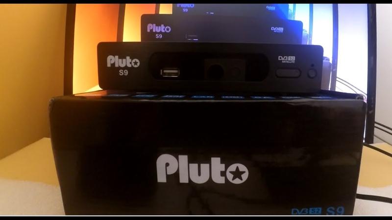 DVB-S2 PLUTO S9. Обзор интернет приложений и настройка интернета. Part 2.