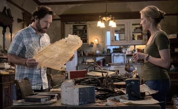 Новые кадры и фото со съемок комедии «Охотники за привидениями: Наследники» Билл Мюррей подтвердил своё появление в фильме. В кино с 9