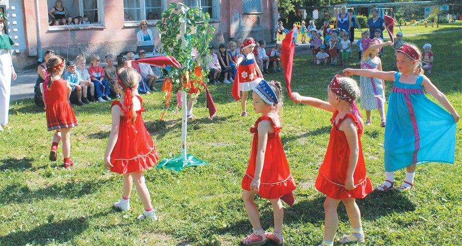 Неманские вести: Добрые традиции не забываем
