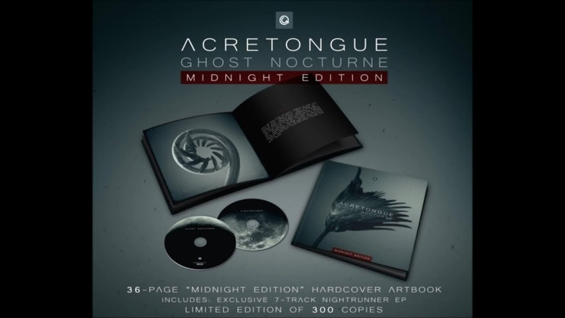 Acretongue - Ghost Nocturne [product presentation]