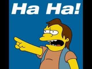 Nelson Ha ha: Нельсон Манц Ха-Ха -Nelson Muntz- Ha-Ha! (смех манца ...