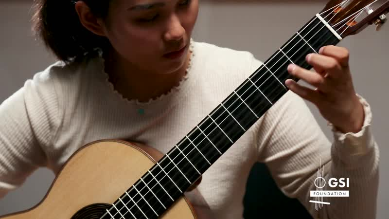 995 (1) J. S. Bach - Suite in G minor, BWV 995 1. Prelude - Olivia Chiang, guitar
