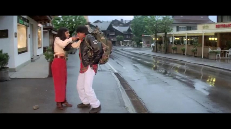 Непохищенная невеста / Dilwale Dulhaniya Le Jayenge / 1995 / Zara Sa Jhoom Loon Main