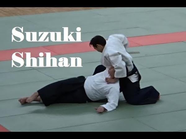 Toshio Suzuki Shihan - Tanto Dori 2019