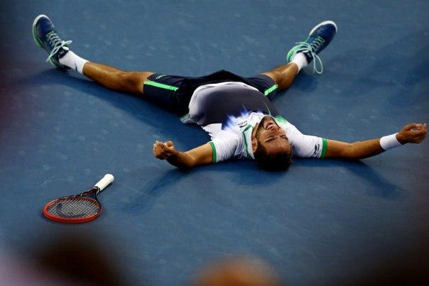 Марин Чилич победитель US Open 2014