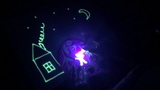 Рисуй светом на волшебном планшете Magic Light