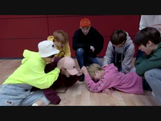 [181126] Stray Kids - Get Cool » dance practice (close up ver.)