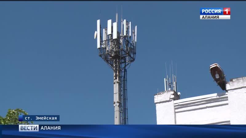 Жители станицы Змейская просят убрать вышки сотовой связи расположенные рядом с их домами