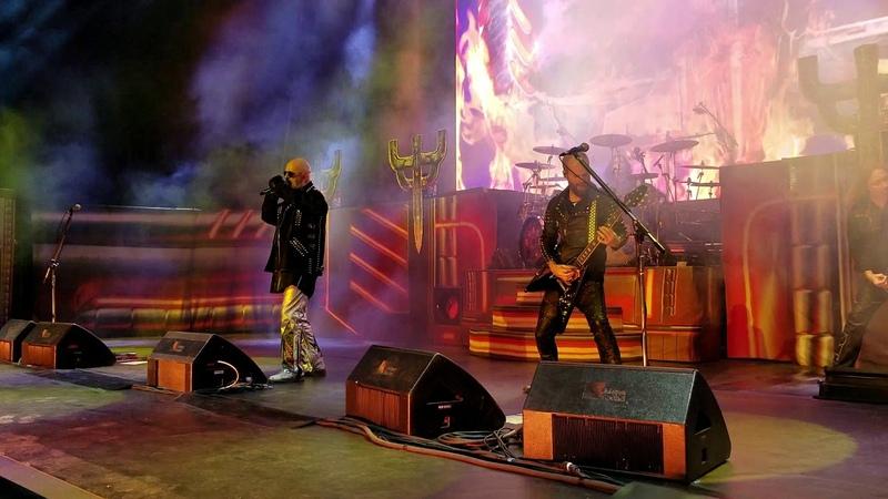 Judas Priest - Lightning Strike Michigan Lottery Amphitheatre at Freedom Hill 8-24-18
