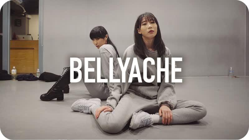 1Million dance studio Bellyache - Billie Eilish (Gurkan Asik Remix) / Tina Boo X Jin Lee Choreography
